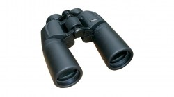 12x50mm Waterproof Porro Prism Binocular and Case,Black