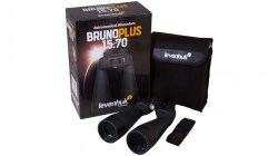 2.Levenhuk Bruno PLUS Astronomy 15x70 Binoculars, Black, Medium 71146