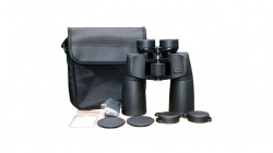 7.5x50mm Waterproof Porro Prism Binocular and Case,Black