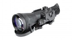 Armasight Vulcan 4.5x QSi MG - Compact Professional Night Vision Rifle Scope Gen 2+ Quick Silver White Phosphor  Manual Gain NRWVULCAN4Q9II1