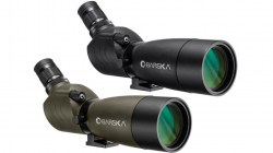 Barska 20-60x60 Blackhawk Spotting Scope, Porro Prism, BK-7