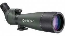 Barska 20-60x80mm Colorado Waterproof Spotting Scope,Straight,Green AD12756