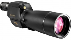 Barska Naturescape Waterproof 20-60x80 Phase Coated Straight Spotting Scope, Black AD11110