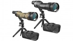 Barska Spotter Pro 22-66x80 Spotting Scope - Straight Waterproof Spotting Scope w