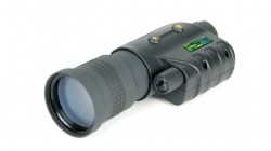 Bering Optics 3.4x50 HiPo Gen I Night Vision Monocular, Black, 7.8inx3.9inx2.6in BE142509