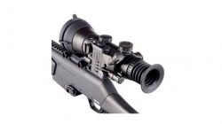 Bering Optics D-750U 4x66 Gen 3+ Elite Night Vision Sight, Black BE73750HDU1