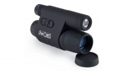 Bering Optics ELF2 Gen I 2.0X28 Compact Night Vision Monocular, Black BE14028