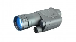 Bering Optics Polaris 2.5x40 Gen I Night Vision Monocular, Black, 7.1inx3.1inx2.4in BE141406