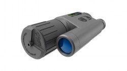 Bering Optics Wake2 2.5x40 Gen I Compact Night Vision Monocular, Black, 7.1inx3.2inx2.0in BE14040-1