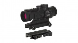 Burris AR-332 3x-32mm Tube Tactical Prism Red Dot Sight