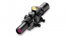 Burris MTAC 1-4X24mm Illum Ballistic AR Reticle And FastFire III 3 MOA