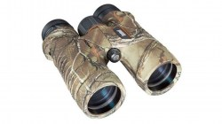 Bushnell Trophy 8x42mm Roof Prism Binoculars, Real Tree Xtra, Box 334209