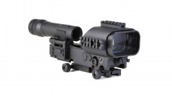 DI Optical DCL110AD-3X Red Dot Sight for M2HB