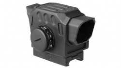 DI Optical Eagle Prismatic Red Dot Sight w Rotary Switch, Matte Black EG1