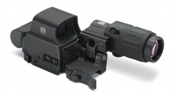 Eotech Holographic Weapon Sight, EXPS2-2 HWS 65 MOA Ring with 2 Dots