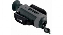 FLIR Systems First Mate II HM-307b XP+ NTSC, Gray 432-0004-21-00S