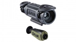 FLIR Systems RS24 1X Thermal Night Vision Riflescope 240x180, 13mm 431-0017-01-00