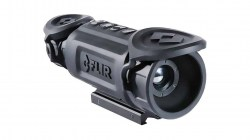 FLIR Systems RS64 2-16X Thermal Night Vision Riflescope, Black, 640x480, 60mm 431-0007-06-01
