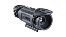 FLIR Systems Thermal Night Vision Riflescope, Black, 640x480, RS64 1.1-9X 35mm 431-0017-05-00