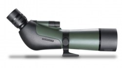 Hawke Sport Optics Endurance ED 16-48x68 Angled Spotting Scope, Green 56200