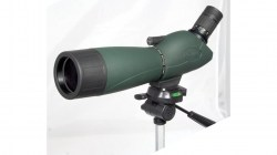 Hawke Sport Optics Nature 20-60x60 Angled Spoting Scope Kit, Green 51100A