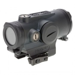 Holosun HE530G-RD Elite Red Dot, 65 MOA 2 MOA Dot Reticle, Black HE530G-RD-02