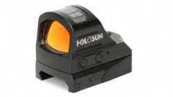 Holosun Micro Red Dot System 507C, Black, HS507C
