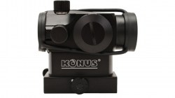 Konus Mini Red Dot with Riser and QR Sight-Pro Atomic