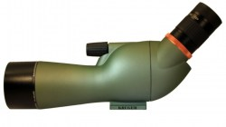 Kruger Optical Back Country Compact 15-45x60 Angled Spotting Scope, Green, 66395