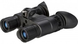 N-Vision Optics DNVB Dedicated Night Vision Binocular Gen 3 V1, Black Green, Small DNVBG001