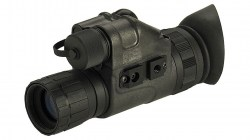 N-Vision Optics GT-14 Night Vision Monocular Gen 3 Bravo, Black Green, Small GT143001