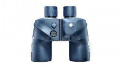 New Bushnell Marine 7x50 Porro Binoculars with Grid Reticle, Illum. Compass, Black 137500-1