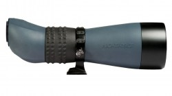 NightForce TS-82 20-70x Xtreme Hi-Definition Spotting Scope,Straight Body,Dark Gray A278