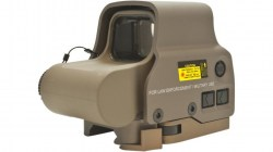 OPMOD EOTech Hybrid IOP Holosight w 3x G33 Magnifier, Tan, Night Vision Compatible HHS-1 OP-02