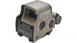 OPMOD EOTech Hybrid IOP Holosight w 3x G33 Magnifier, Tan, Night Vision Compatible HHS-1 OP-04