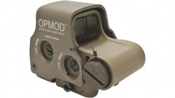 OPMOD EOTech Hybrid IOP Holosight w 3x G33 Magnifier, Tan, Night Vision Compatible HHS-1 OP-06