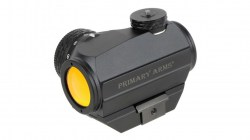 Primary Arms Advanced Micro Dot with Rotary Knob and up to 50K-Hour Battery Life