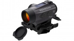 Sig Sauer Romeo4S Solar RDS, Ballistic Circle Dot Reticle