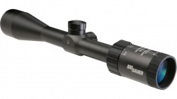 Sig Sauer Whiskey3 3-9x50mm 1in Tube Hunting Riflescope w Standard QuadPlex Reticle-04