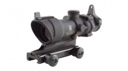 Trijicon 4x32 ACOG Scope M4A1 Amber Center Illumination-02
