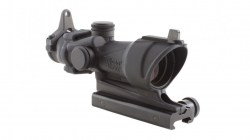 Trijicon 4x32 ACOG Scope M4A1 Amber Center Illumination