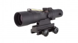 Trijicon ACOG 3x30 Scope, Dual Illuminated Horseshoe Dot .223 Ballistic Reticle-02