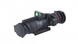 Trijicon ACOG 6x48 Machine Gun Day Optic, Dual Illuminated Horseshoe Dot M240-023