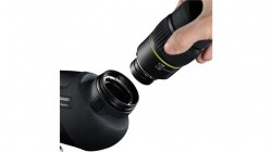 Vanguard Vanguard Endeavor HD 65A Spotting Scope - Angled, Black HD 65A1