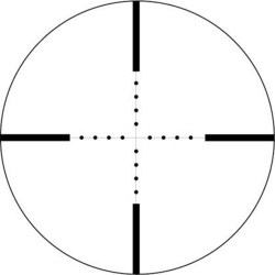 weaver-2-5-10x50-illuminated-mil-dot-reticle